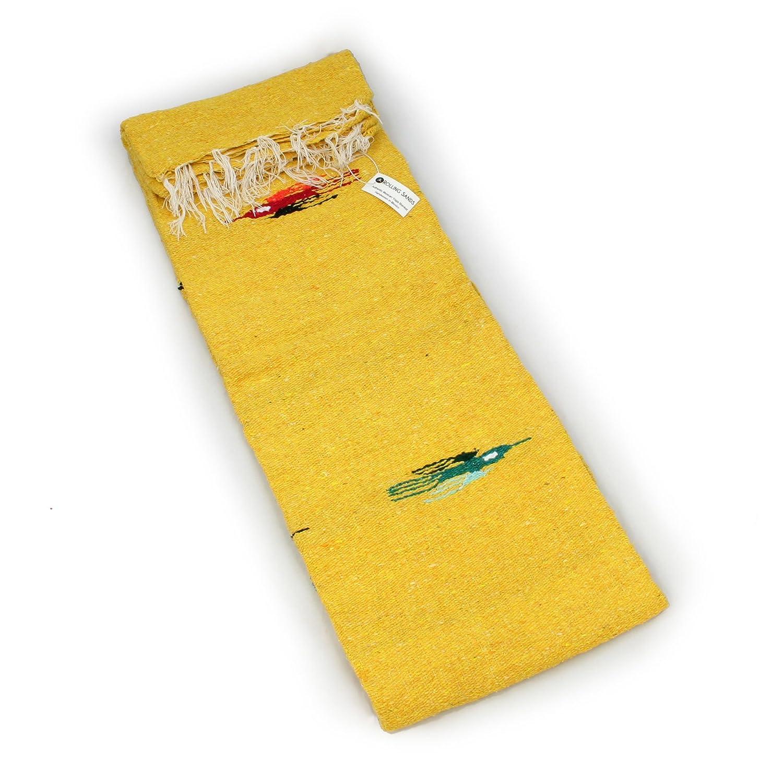 Amazon.com: Thunderbird Cobijas de yoga tejidas a mano ...