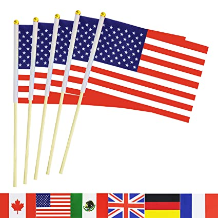 d83556a9bb8 Amazon.com   USA Stick Flag