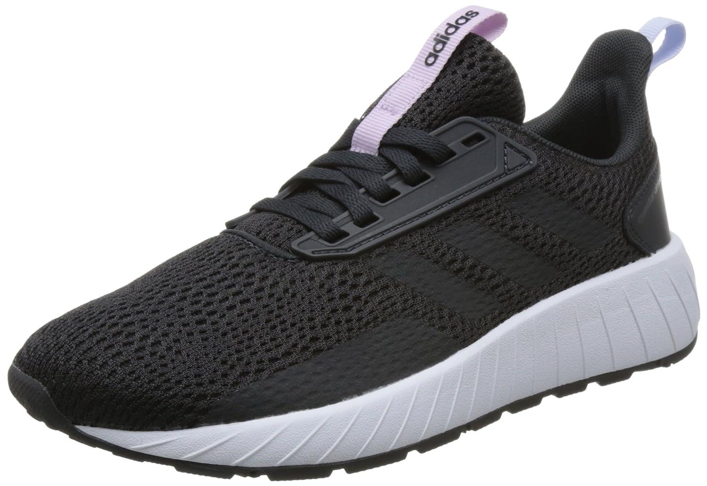 adidas Damen Questar Drive Gymnastikschuhe  42 2/3 EU|Grau (Carbon S18/Aero Pink S18)