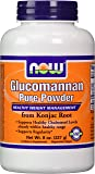 NOW Foods Glucomannan Pure Powder -- 8 oz