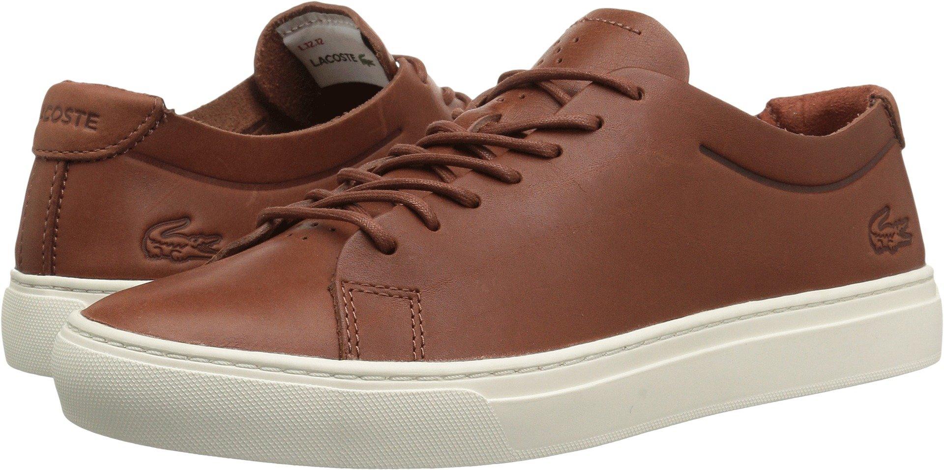 cb8450078e97bf Galleon - Lacoste Men s L.12.12 Unlined Sneakers