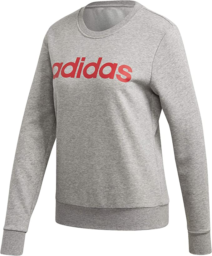 adidas Damen WE Lin Sweat Sweatshirt