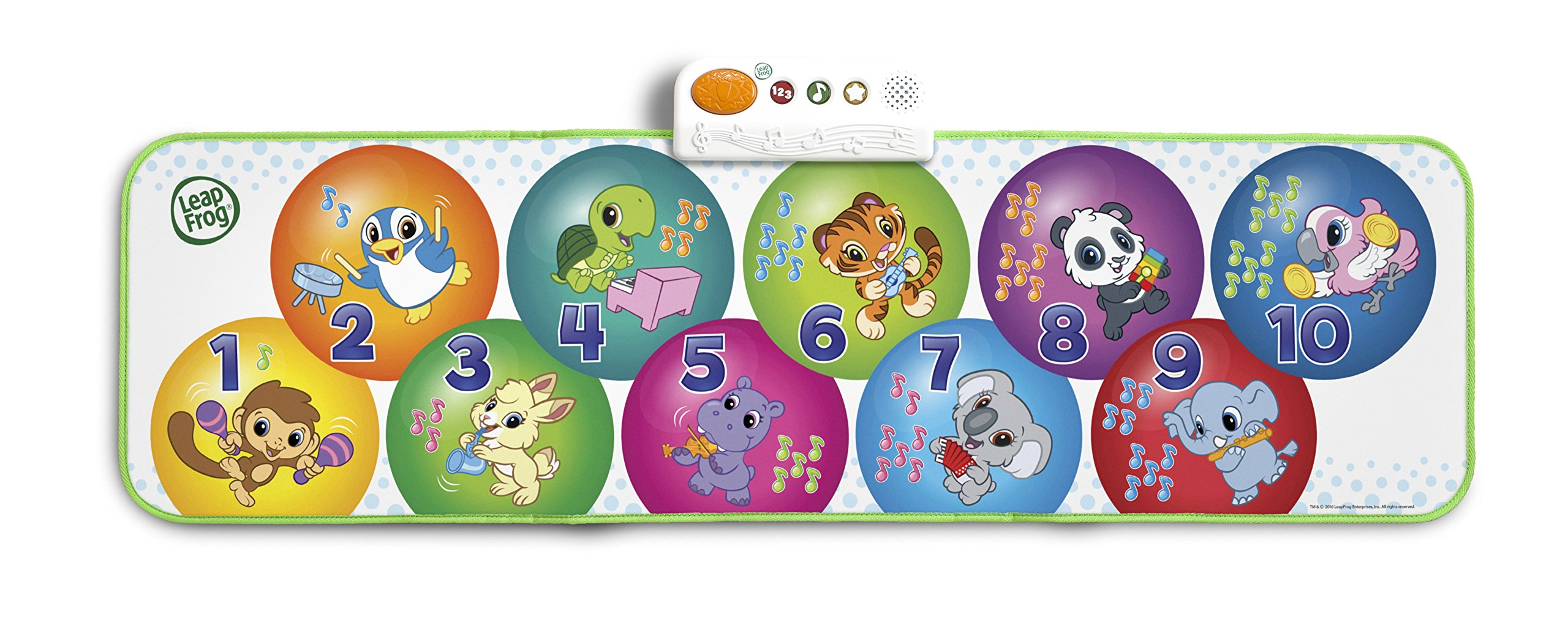 LeapFrog Learn and Groove Musical Mat, Green by LeapFrog (Image #5)