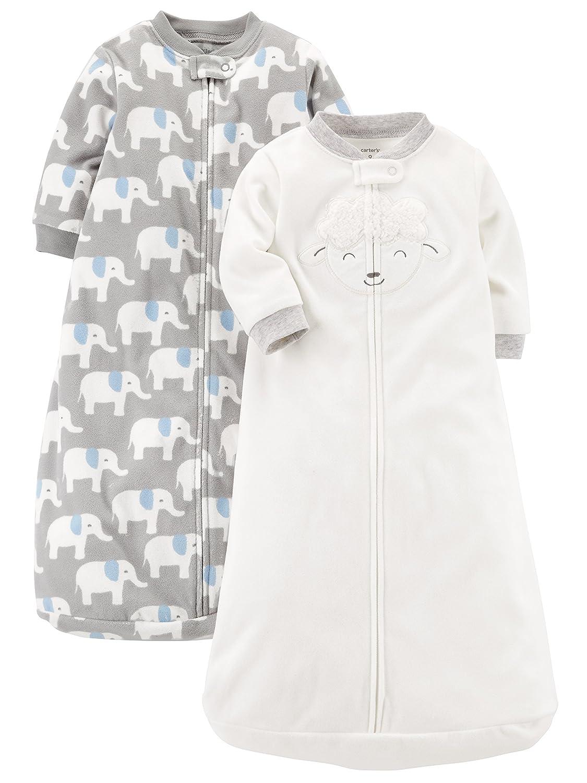 Carter's Baby 2-Pack Microfleece Sleepbag Carters KBC 2PKSLPBAGSM