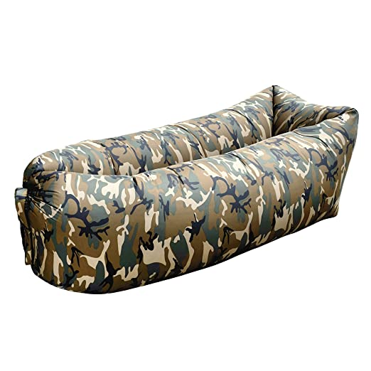 Sofa Hinchable Wild Air Bolsa de Asiento Portátil Cama ...