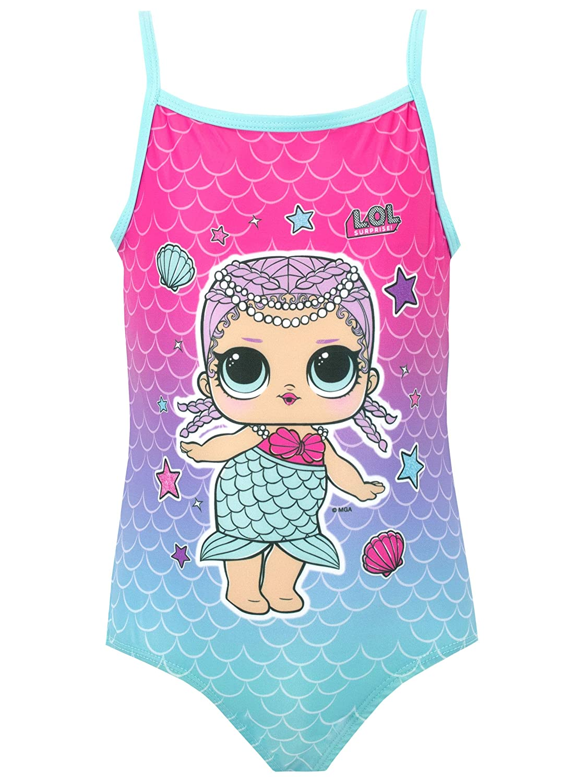 LOL Surprise Girls Merbaby Swimsuit