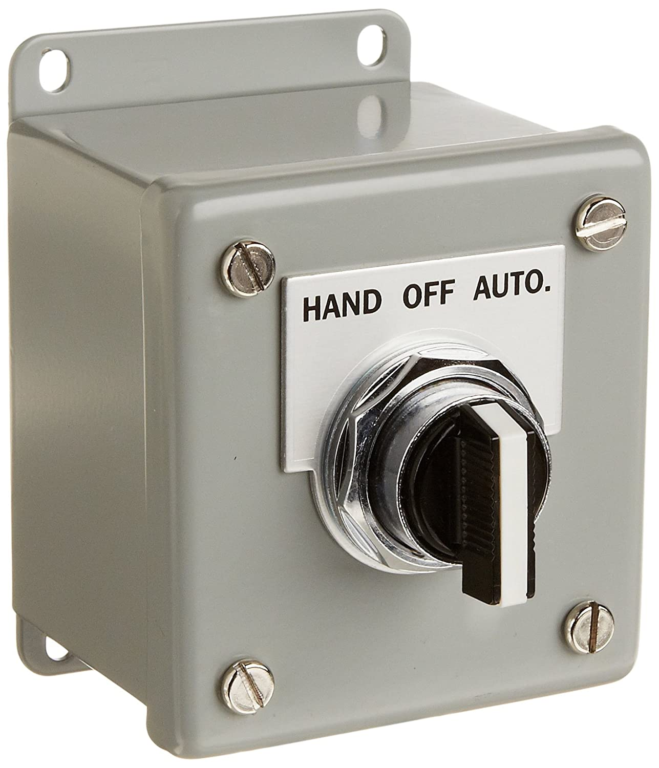 Hand Off Auto Switch Wiring Diagram | Wiring Library