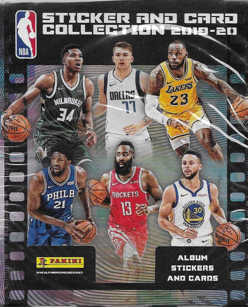 Amazon Com 2019 2020 Panini Nba Basketball Sticker