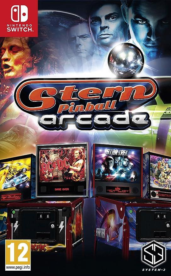 Stern Pinball Arcade - Nintendo Switch [Importación inglesa]: Amazon.es: Videojuegos
