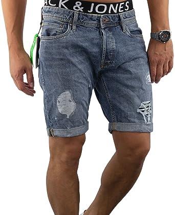 Jones Kurze amp; 509 Short Hose Herren Blue Jeans Jjierik Jack Jjirick 05wAx0