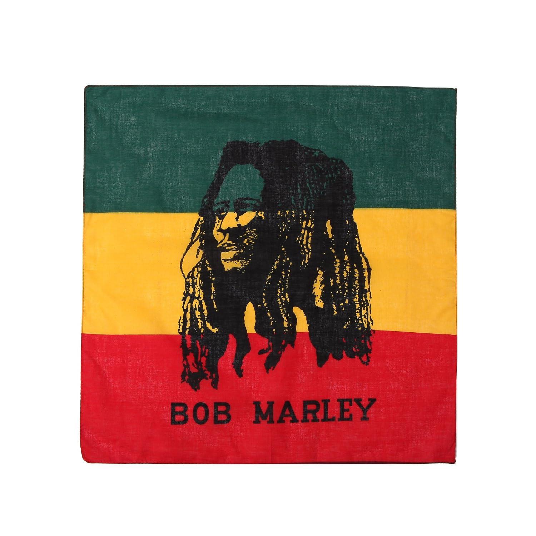 BMB1 Bob Marley Portrait Bandana Kopftuch