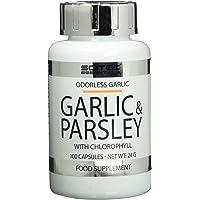 Scitec Nutrition Garlic-Parsley  , 100 Kapseln, 1er Pack (1 x 60 g Dose)