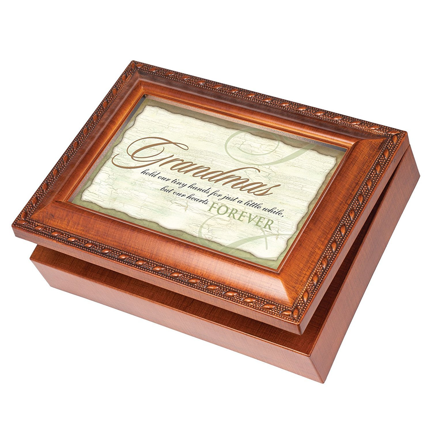 新着商品 Grandmas Forever Wood Finish Jewellery Are Finish Music Music Box Plays Tune You Are My Sunshine B0117R5SEC, ヤツシロシ:341d82f8 --- arcego.dominiotemporario.com