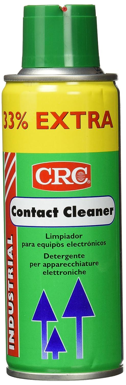 CRC - Spray Limpiador De Componentes Electrónicos Y Mecánicos. Elmec Clean: Amazon.es: Industria, empresas y ciencia