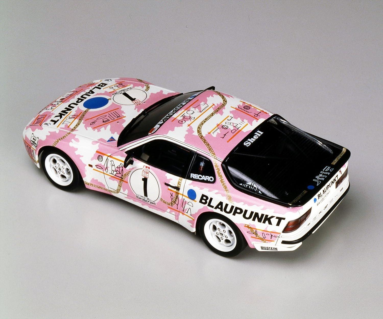 Kit 620315 Turbo Hasegawa Porsche 124 944 Racing Modèle Rj4A35L