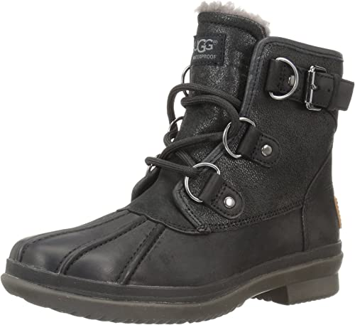 wide range reliable quality buy best Amazon.com | UGG Women's Cecile Winter Boot | Ankle & Bootie