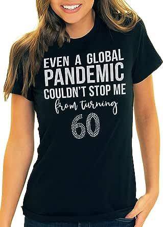 Amazon.com: 60th Birthday Shirt for Women - Rhinestone I'm