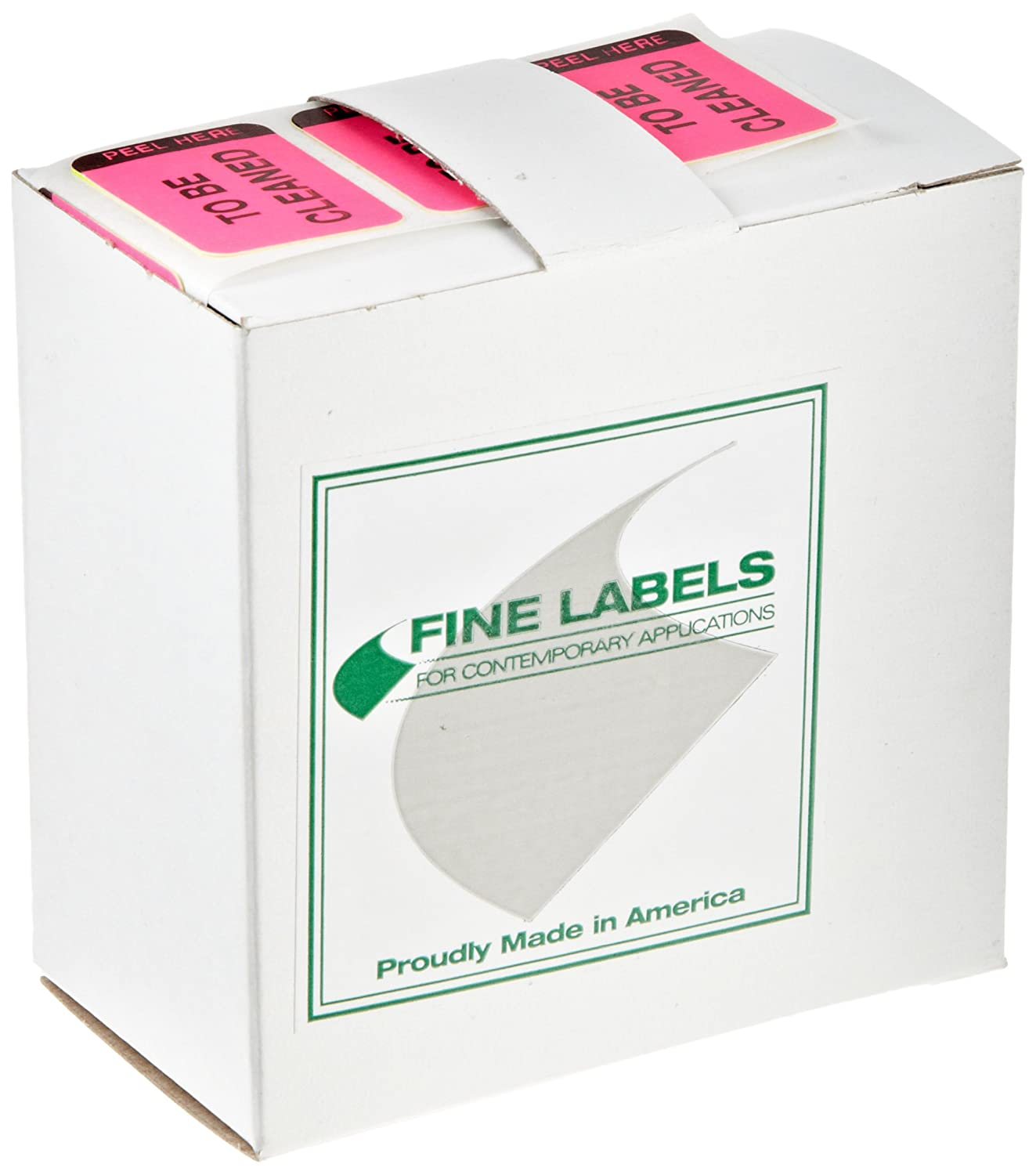 Roll of 250 Fluorescent 1-1//2 Length x 1 Width Legend Due For Maintenance Legend Due For Maintenance 1-1//2 Length x 1 Width Inc Roll Products 115-0016 Action Label