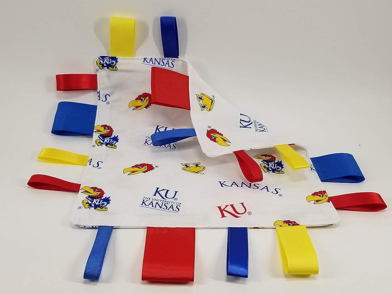 KU Tag and Crinkle Square