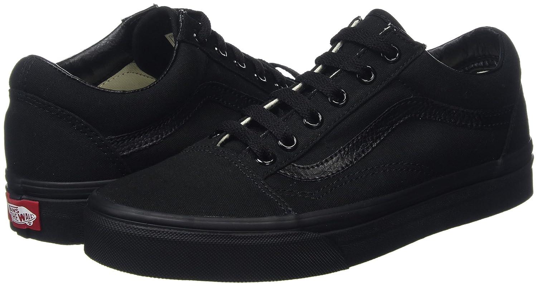 Vans Herren (schwarz Old Skool Sneaker Mehrfarbig (schwarz Herren 001) eea6bf