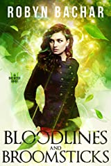 Bloodlines and Broomsticks (Bad Witch Book 2)