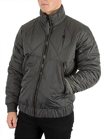 G-Star Hombre Strett Utility Jacket, Gris, Large: Amazon.es: Ropa y accesorios