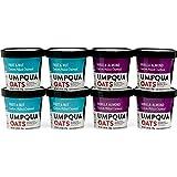 Umpqua Oats | All Natural, Premium Oatmeal Cups | No Mush, Custom Milled | Non-GMO (8 count) (Variety A)