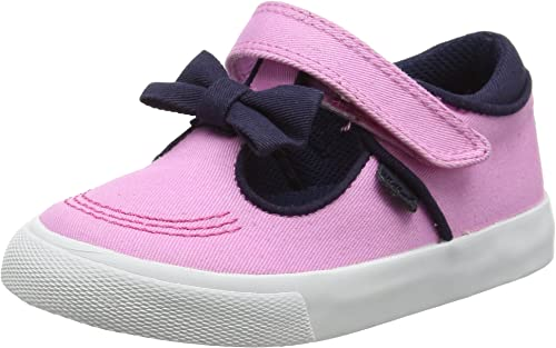 Kickers Girls Tovni T Bow Trainers