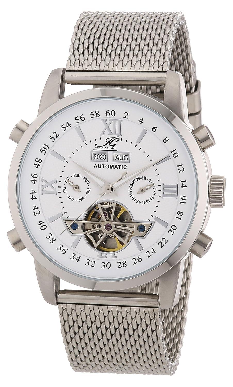 Ingraham Herren-Armbanduhr XL Calcutta Analog Automatik Edelstahl IG CALC.1.221103