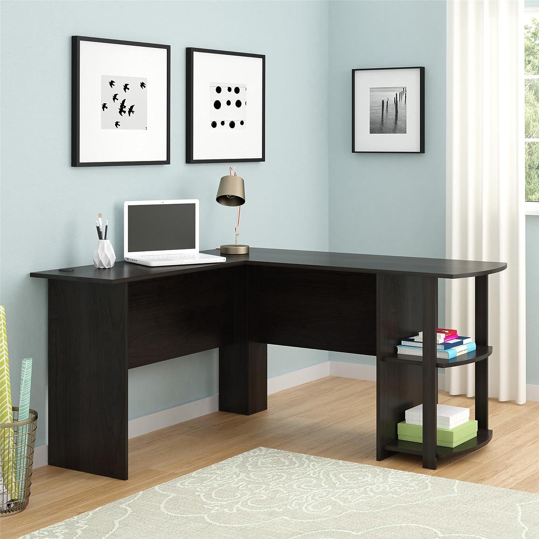 Altra Dakota L-Shaped Desk wit...