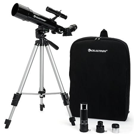 Review Celestron 21038 Travel Scope 50 Telescope (Black)
