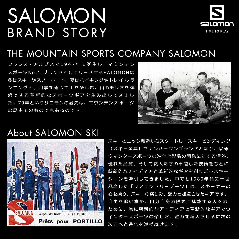 SALOMON Logo Beanie Unisex Adulto