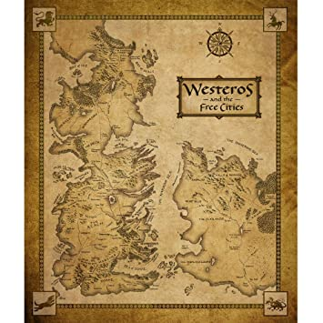 Game Of Thrones Houses Map Westeros And Free Cities 22 inch x 32 inch Game Of Thrones Maps Book on walking dead map, king of thrones map, world map, the game book map, harry potter book map, outlander book map, under the dome book map, king of thorns map, gameof thrones map, the mysterious island book map, wentworth prison scotland map, dothraki sea map,