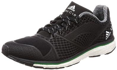 adidas by Stella McCartney Women s by Stella McCartney Adizero Adios Running  Shoes UK 4 Black 384934cfb