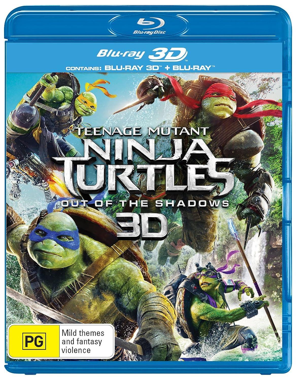 Amazon.com: Teenage Mutant Ninja Turtles Out of the Shadows ...
