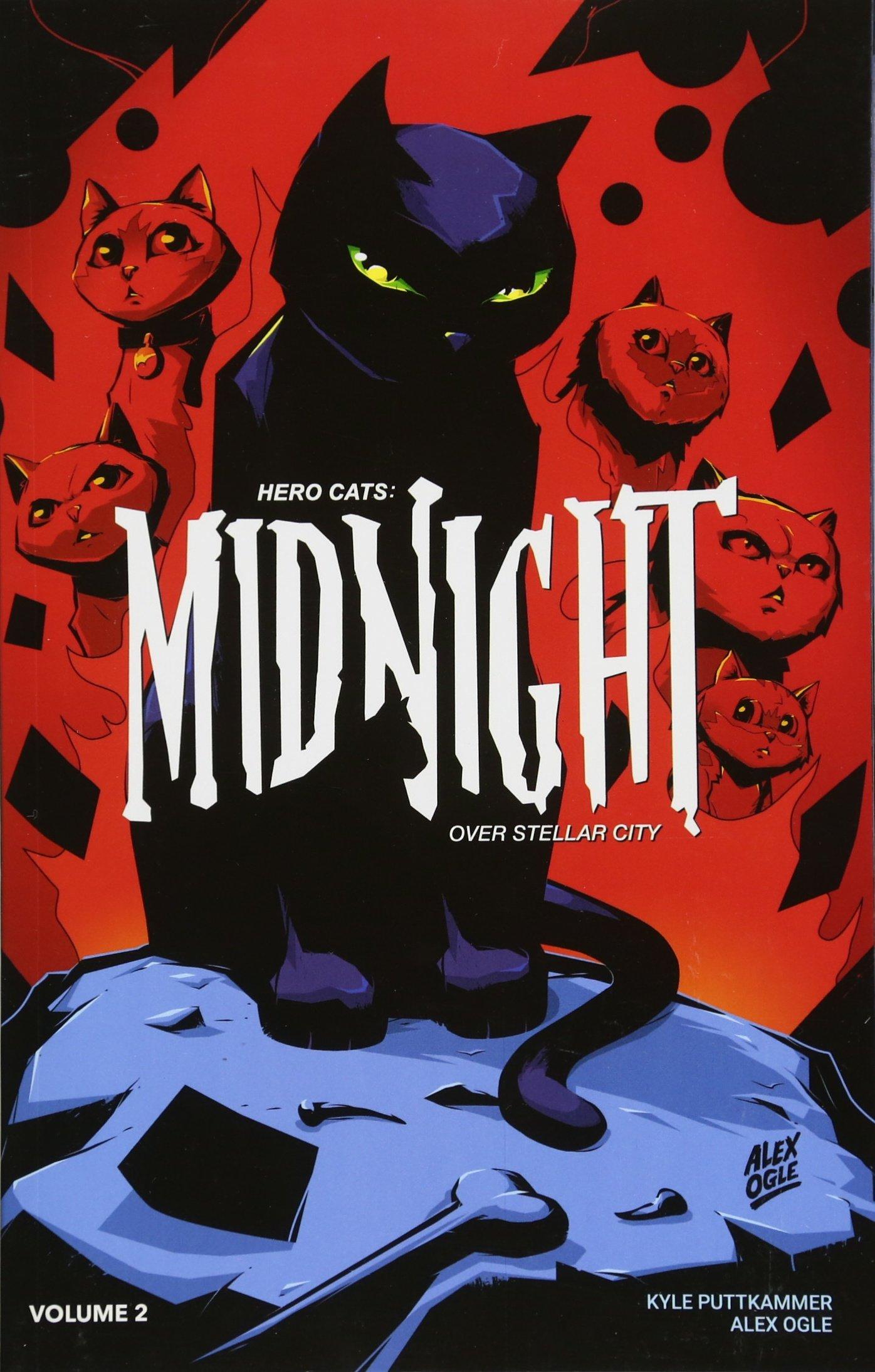 Download Hero Cats: Midnight Over Stellar City Volume 2 pdf epub