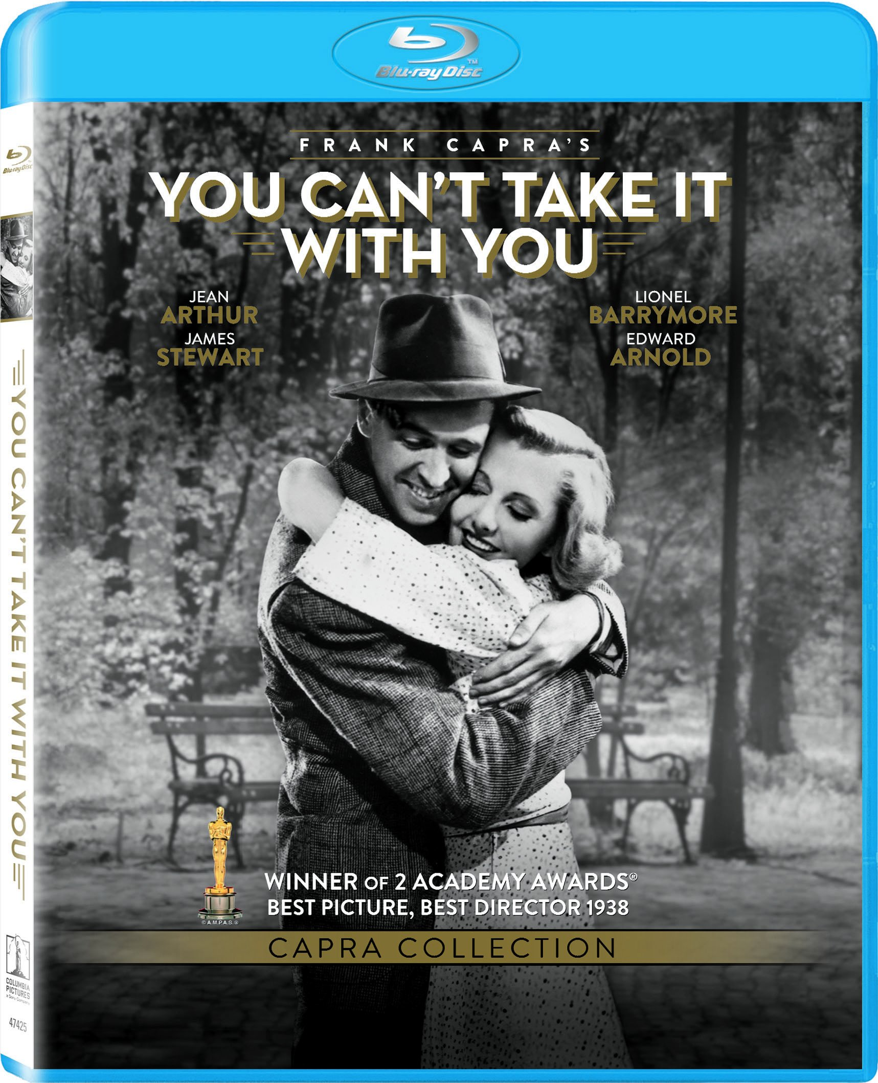 Blu-ray : You Can't Take It With You (Ultraviolet Digital Copy, )