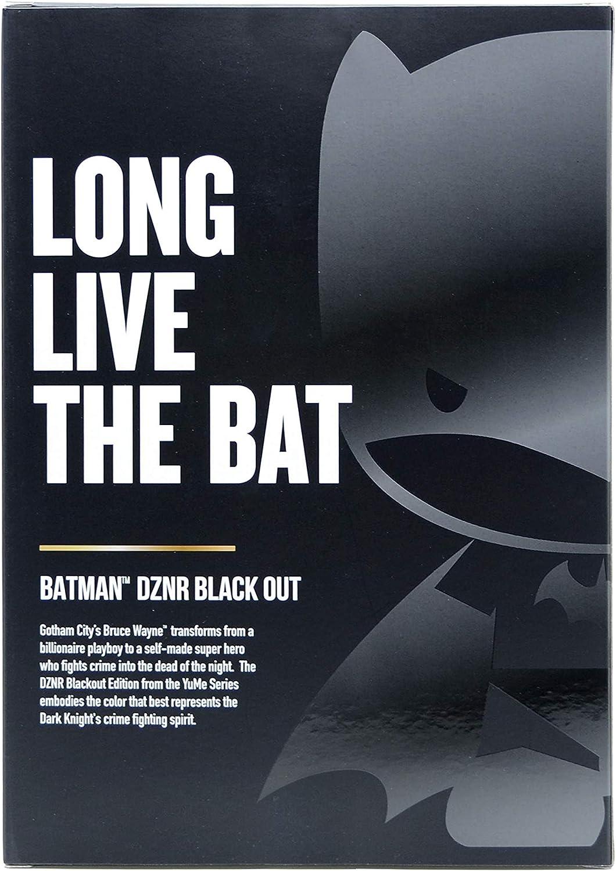 "Batman 7/"" YuMe DZNR Collectors Edition 80th Anniversary of the Bat Set of 8 Dark"
