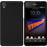 mumbi Hoes compatibel met Sony Xperia Z2 mobiele telefoon case telefoonhoes, zwart