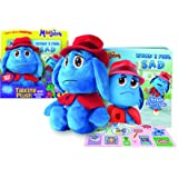 Moodsters Snorf Plush Sound & Activity Book