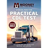 Mooney CDL Training DVD Video Course for Commercial Driver License Road Test Including Pre Trip Inspection, Driving, Backing