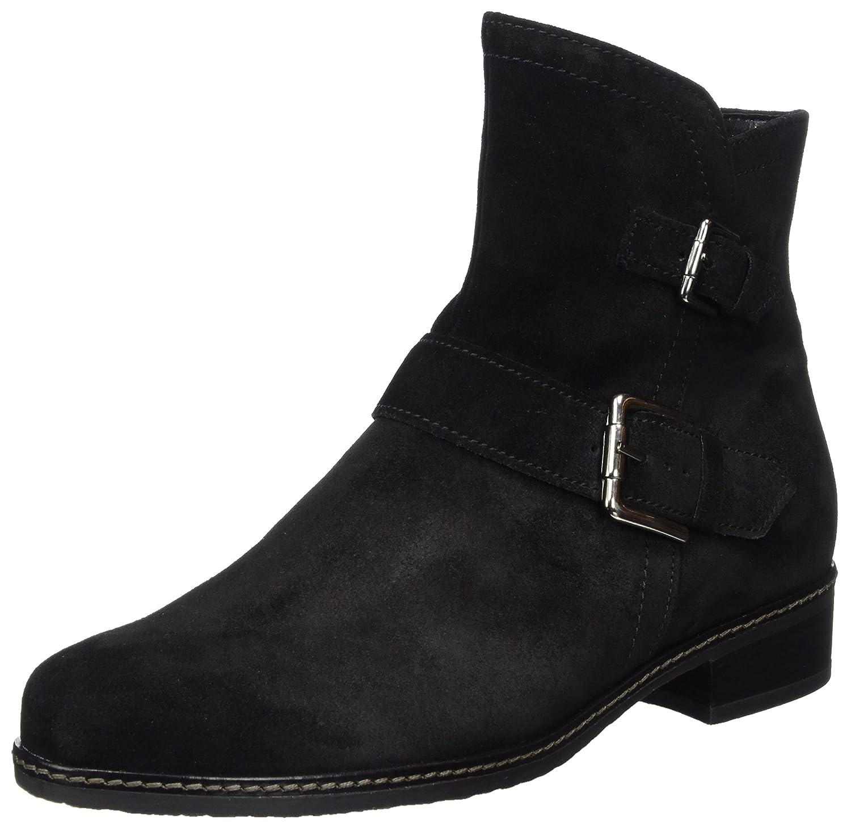 Gabor Shoes Comfort Sport, Botas para Mujer36 EU|Negro (47 Schwarz Micro)