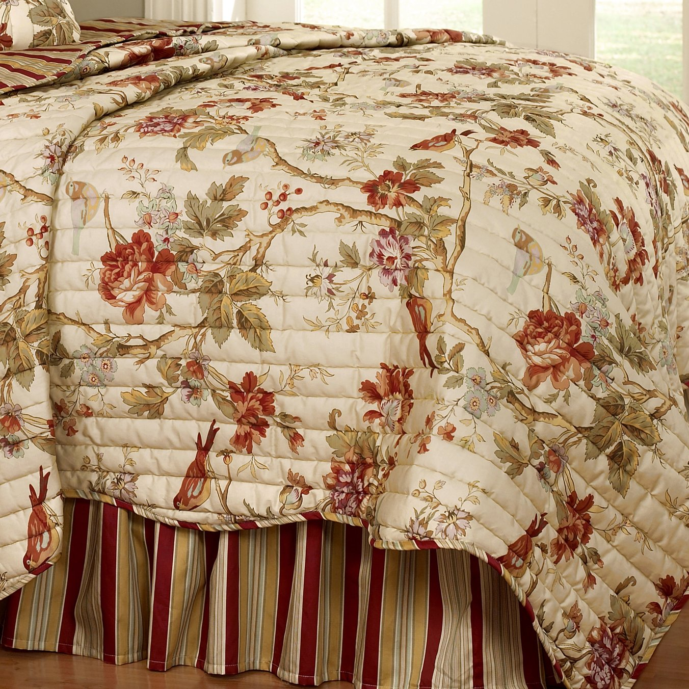 Waverly 11396full Queenppy Charleston Chirp 88 Inch By 90