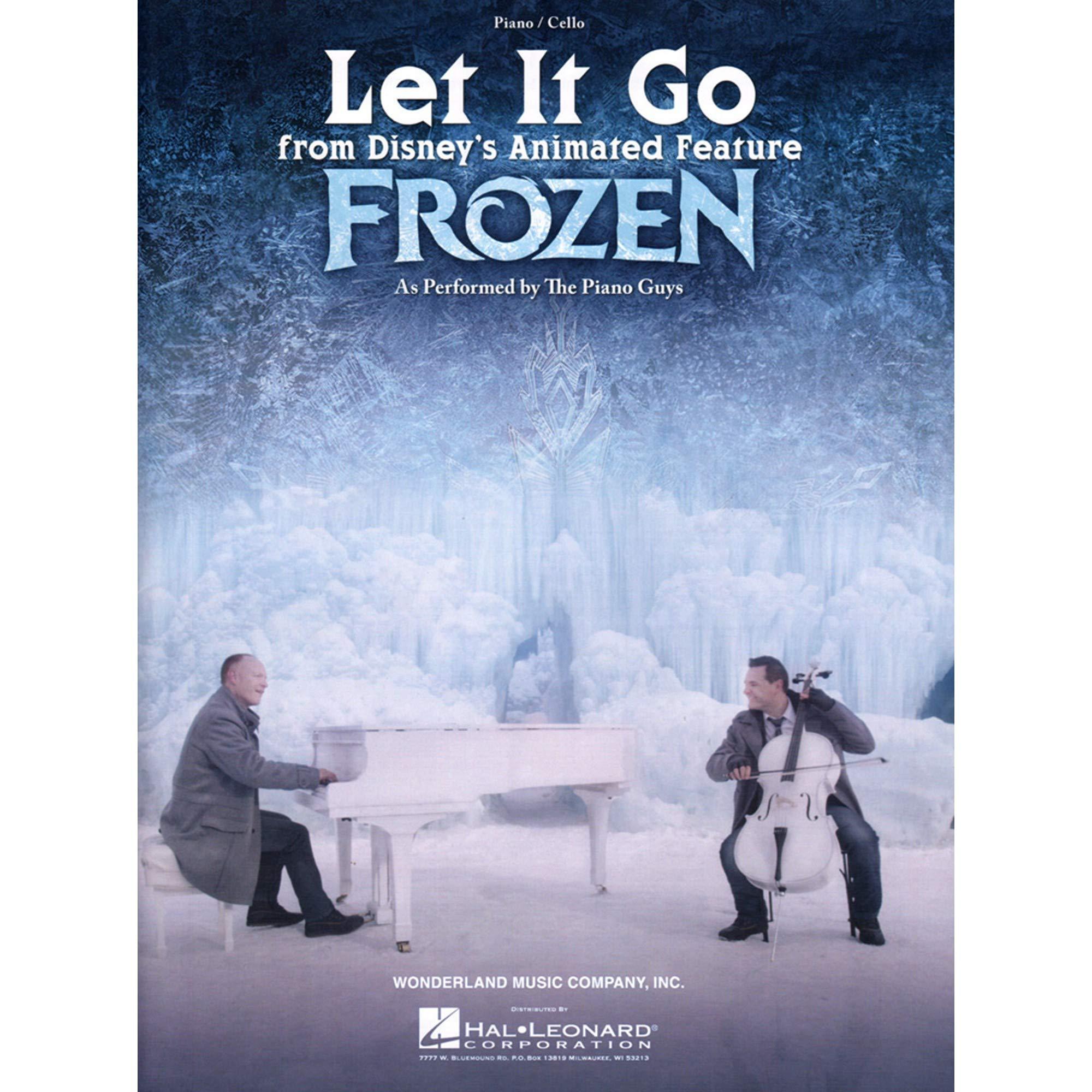 let it go frozen thepianoguys sheets
