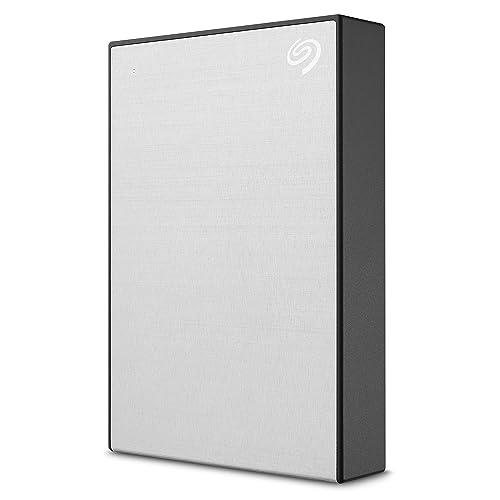 Seagate Backup Plus Portable 4 TB Disco duro externo portátil de 2 5 pulgadas para PC y Mac USB 3 0 STHP4000401