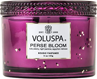 product image for Voluspa Perse Bloom Corta Maison Candle With Lid, 11 Ounce