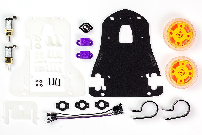 Build a Roving Robot! Pimoroni STS-Pi