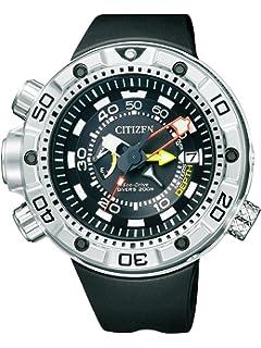Citizen Promaster Marine - Eco-Drive Aqualand - Reloj de Cuarzo para Hombre, con