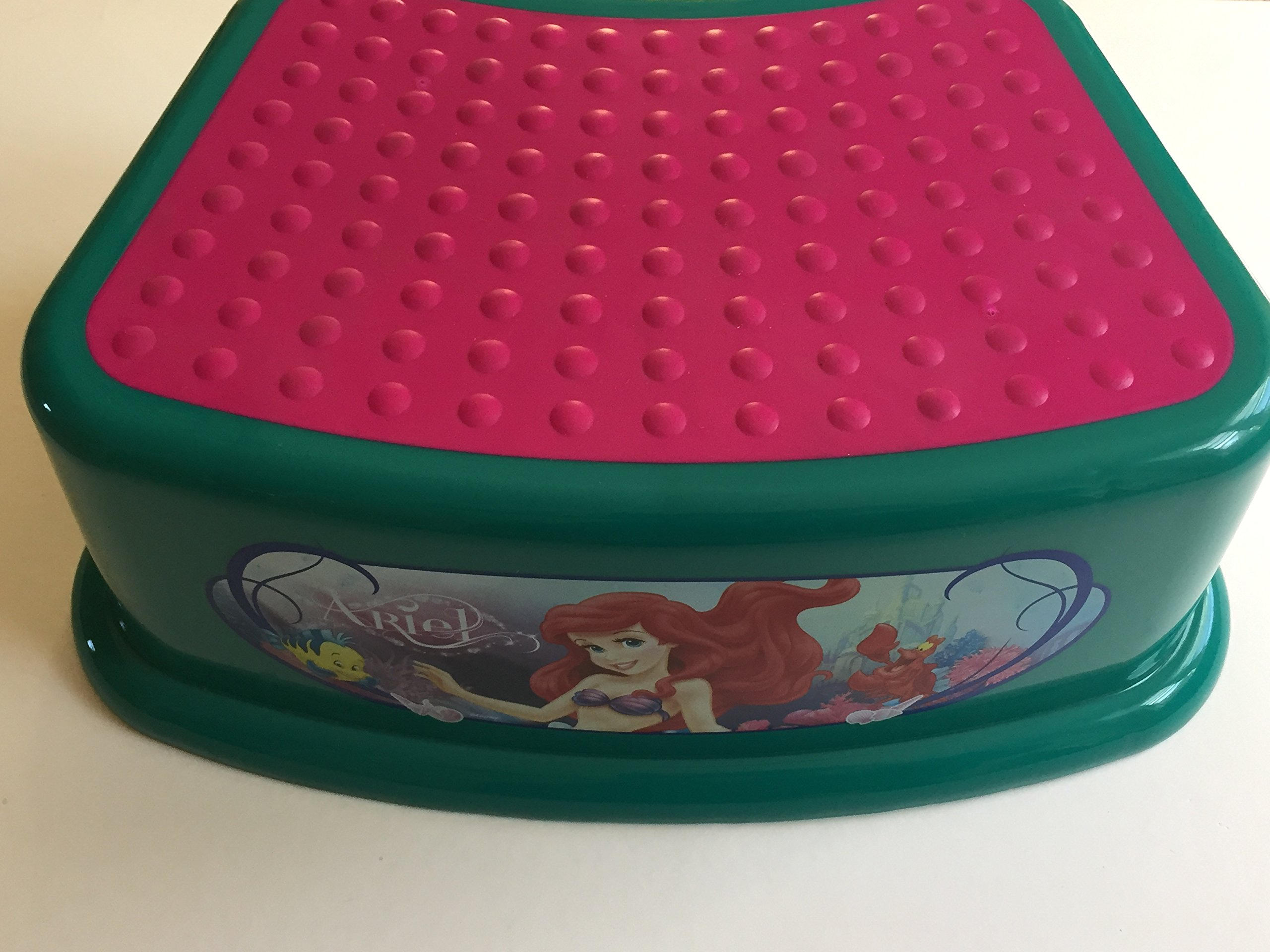 Amazon Com The Little Mermaid Soft Potty Seat With
