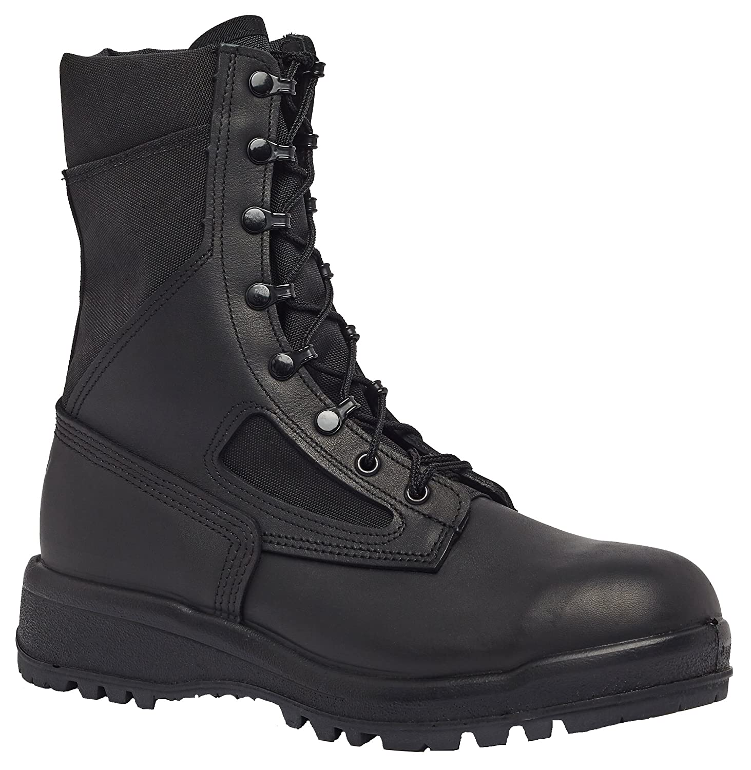 Belleville Men's Hot Weather Combat Boot B01M99C0TK 11N|black